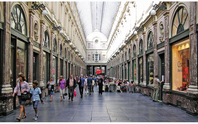Koninklijke Sint-Hubertus Galerijen