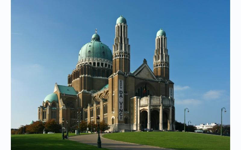 Nationale basiliek van het Heilig Hart te Koekelberg