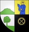 Wapenschild Court-Saint-Etienne