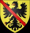 Wapenschild Fontaine-l'Evêque