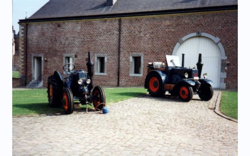 Museum voor Antieke Tractoren