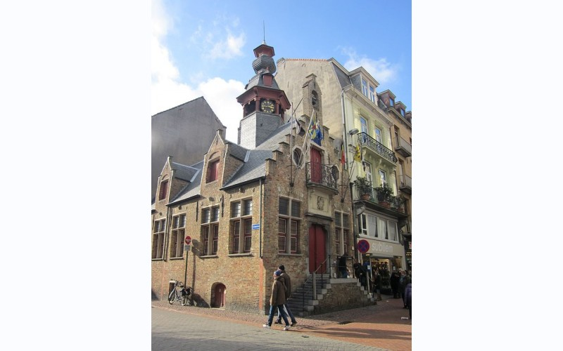 Oud Stadhuis Blankenberge
