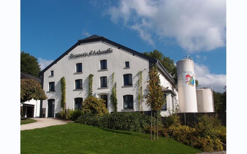 Brouwerij van Kabouterbier Achouffe