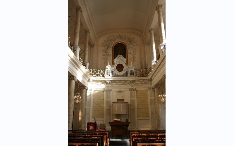 Koninklijke kapel - Protestantse kerk van Brussel