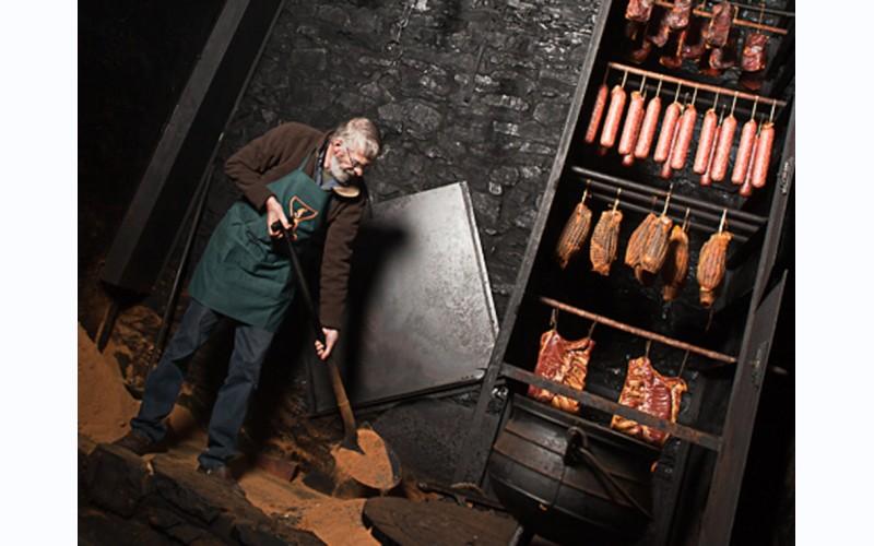 Het levende museum van de ham