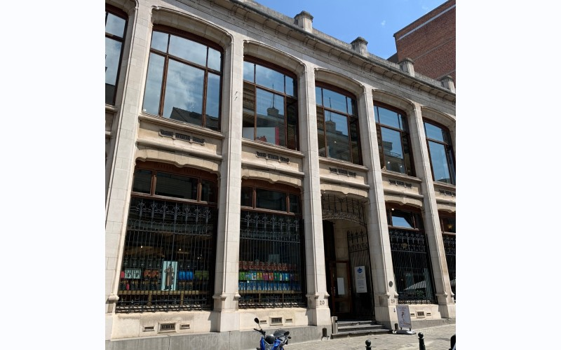 Belgisch Stripcentrum