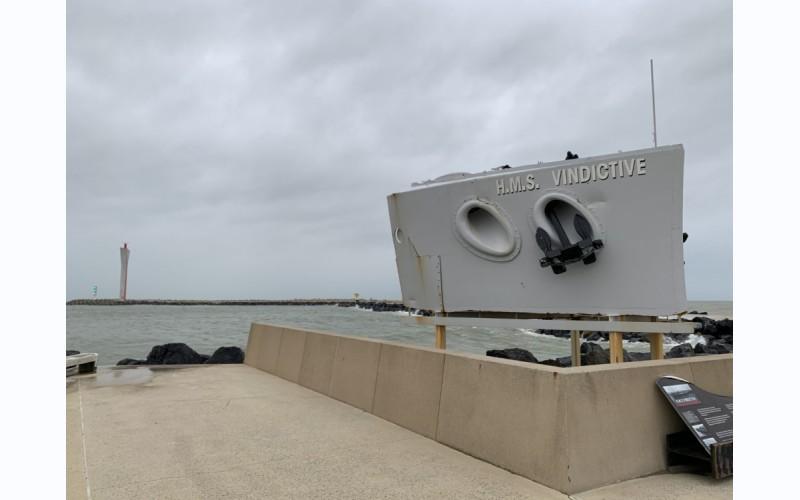 Herdenkingsmonument HMS Vindictive