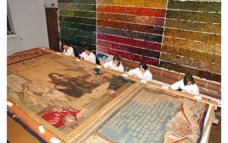 Koninklijke Manufactuur van wandtapijten De Wit