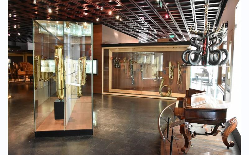 Muziekinstrumentenmuseum