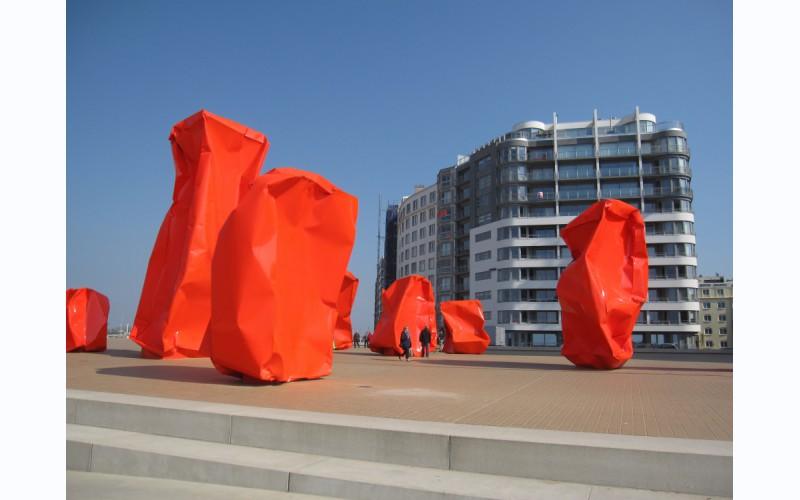 Rock Strangers, by Arne Quinze