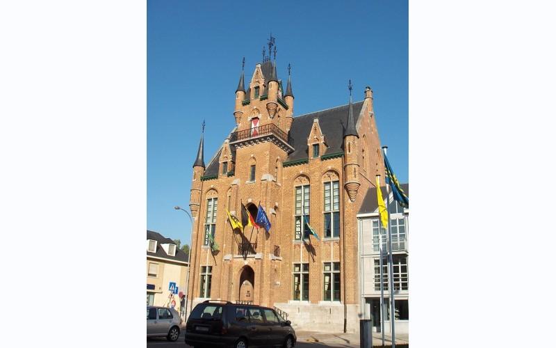 Het Gemeentehuis