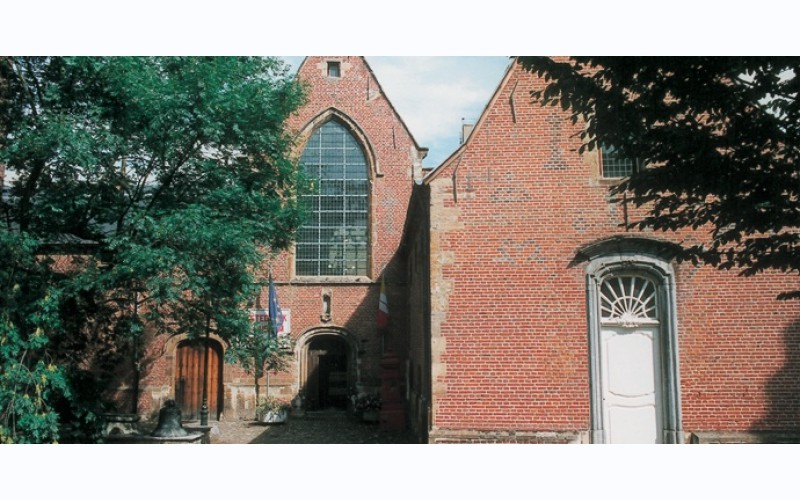 t Gasthuys - Stedelijk museum Aalst