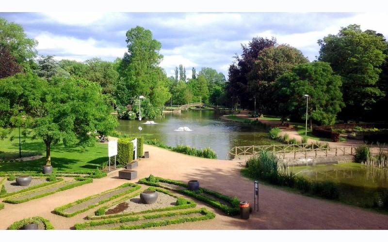 Het Park in Jemappes
