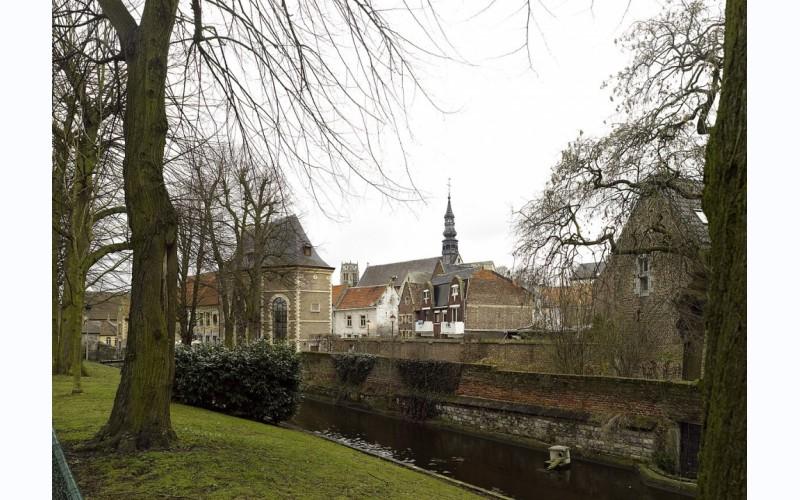 Begijnhof en Begijnhofmuseum Tongeren