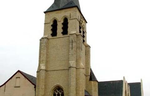 Sint-Jansonthoofding kerk