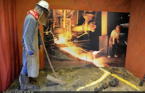 Athus en het staal