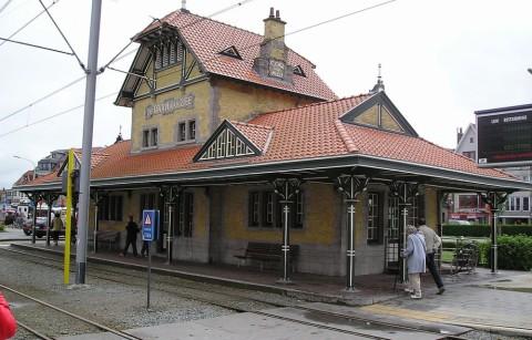 Het Tramstation