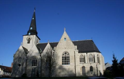 Sint-Martinuskerk Meise