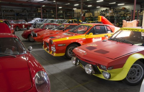 Abarth Works Museum