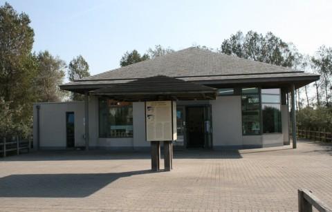 Bezoekerscentrum De Doornpanne