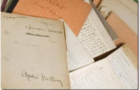 Archief en Museum van de Franstalige literatuur