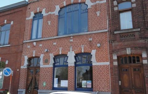 Geboortehuis Magritte
