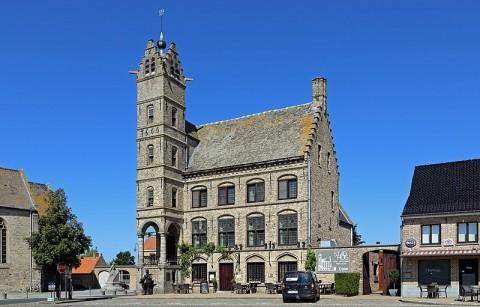 Oud Stadhuis en Belfort