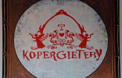 Kopergietery