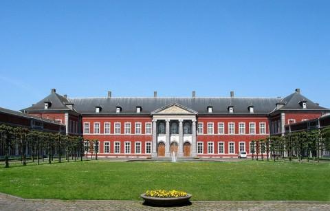 Vroegere abdij van Gembloux