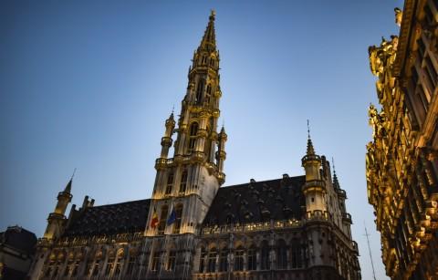 Stadhuis Brussel