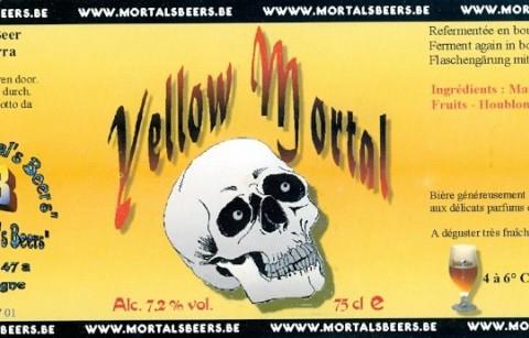 Brasserie Mortal's Beers