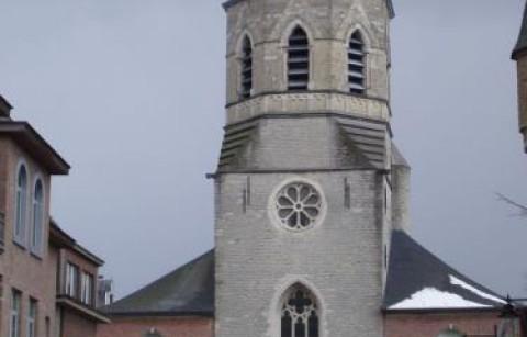 Koorcrypte van de OLV- en Leodegariuskerk