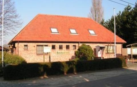 Bezoekerscentrum Boshuis