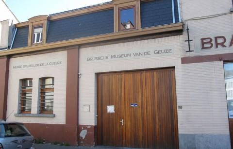 Brussels museum van de Geuze