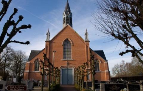 Kerk O.L.V. Onbevlekt Ontvangers