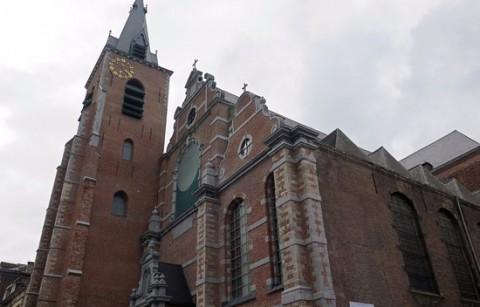 De Kerk van H. Nicolaas