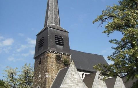 Kerk van Saint-Laurent