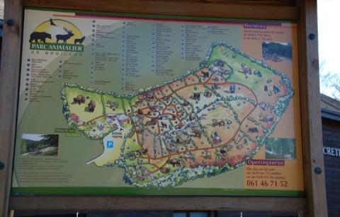 Het Dierenpark van Bouillon