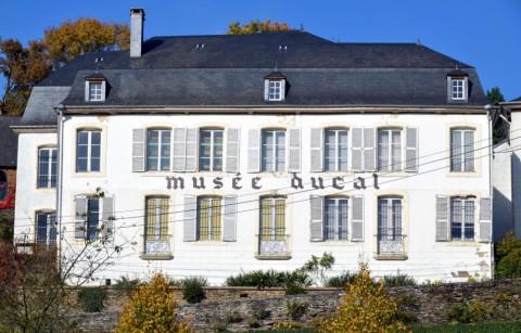 Het 'Musee Ducal'