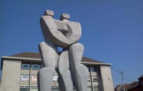 Het Monument van de Vrede