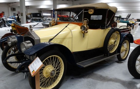 Automuseum Oldtimer
