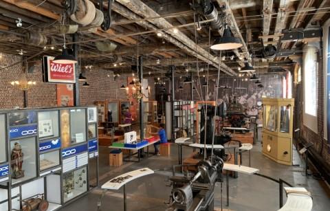 La Fonderie (Brussels Museum voor Arbeid en Industrie)