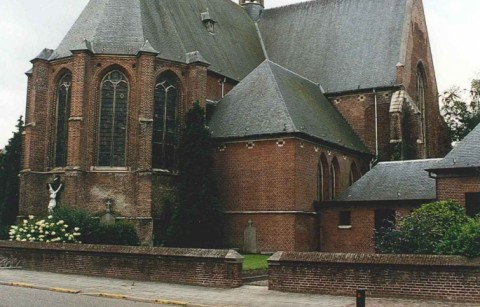 Sint-Niklaaskerk Dessel