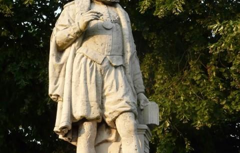 Standbeeld Kiliaan