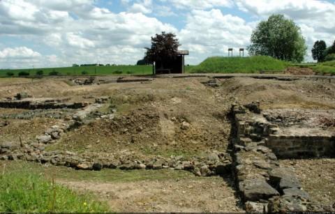 Gallo-Romeinse villa van Mageroy