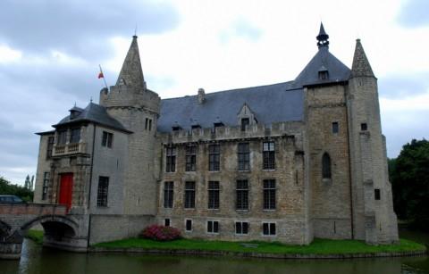 Middeleeuws Kasteel van Laarne