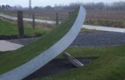 Monument B17 Pollinkhove