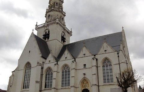 Parochiekerk Sint-Catharina en Sint-Cornelius