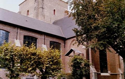 Parochiekerk Sint-Barbara