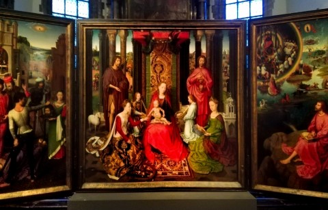 Memlingmuseum (Sint-Jan-Hospitaal)